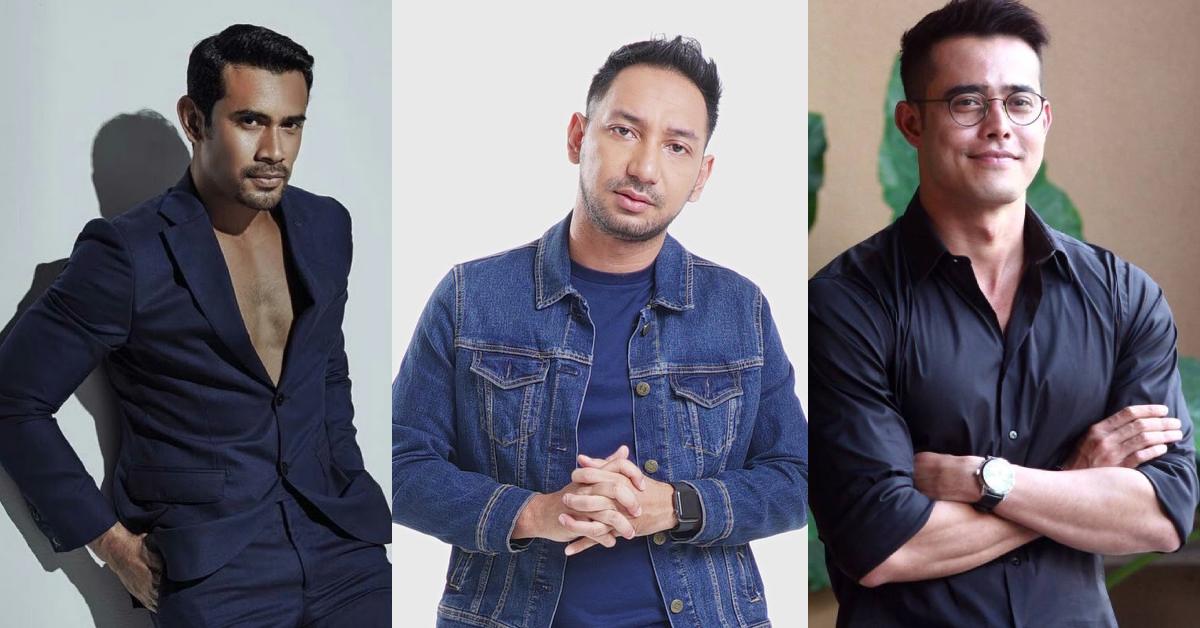 Zul Ariffin, Zizan Razak, Remy Ishak