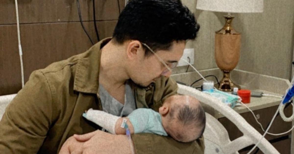 Nazrief Nazri dan anaknya
