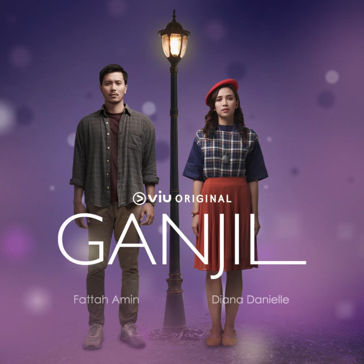 Poster Viu Original Series Ganjil