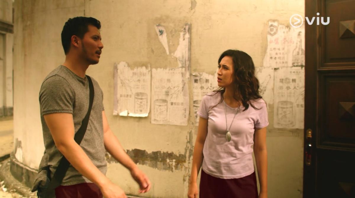 Fattah Amin & Diana Danielle dalam siri Ganjil di Viu