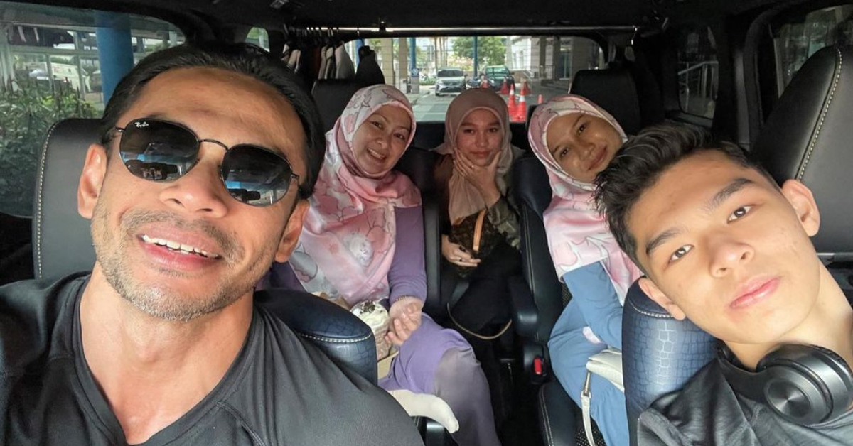 Norman Hakim, Memey Suhaiza, Abby Abadi